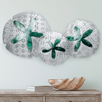Victoria Bay Sand Dollar Wall Art