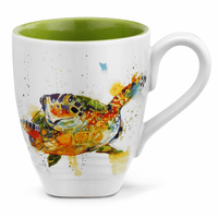 Watercolor Turtle Mug