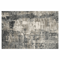 Waterfall Ivory & Charcoal Rug Collection