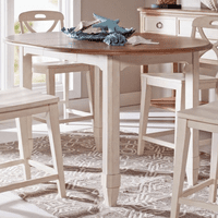Waterfront Round Counter Height Dining Table