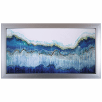 Wave of the Day Framed Art