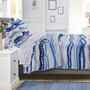 Waves & Fish Quilt Set - Full/Queen