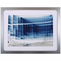 Waves I Framed Art