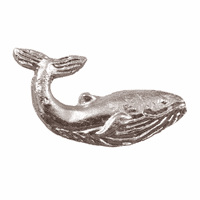 Whale Cabinet Knob
