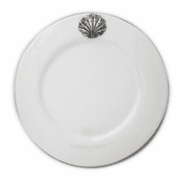 White Coquille Dinnerware Collection
