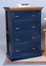 Williamsburg Chest of Drawers - OUT OF STOCK