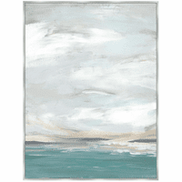 Windswept Coast Canvas Art