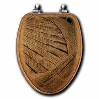 Wooden Boat Toilet Seats