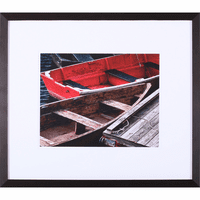 Wooden Rowboats X Framed Print