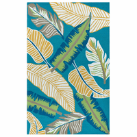 Yellow Leaves Indoor/Outdoor Rug Collection