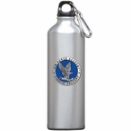 Air Force Academy Falcons Blue Pewter Accent Stainless Water Bottle
