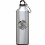 Air Force Academy Falcons Pewter Accent Stainless Steel Water Bottle