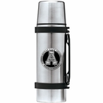 Appalachian State Mountaineers Black Pewter Stainless Steel Thermos