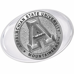 Appalachian State Mountaineers Pewter Accent Paperweight
