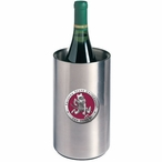 Arizona State Sparky Red Pewter Stainless Steel Wine Bottle Chiller