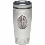 Arizona State Sun Devils Pitchfork Travel Mug with Pewter Accent