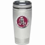 Arizona State Sun Devils Red Sparky Travel Mug with Pewter Accent