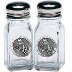 Arizona State Sun Devils Sparky Pewter Accent Salt & Pepper Shakers