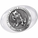 Arizona State University Sun Devils Sparky Pewter Accent Paperweight
