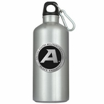 Army Black Knights Black Pewter Accent Stainless Steel Water Bottle