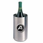 Army Black Knights Black Pewter Stainless Steel Wine Bottle Chiller