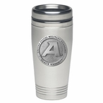 Army Black Knights Stainless Steel Travel Mug with Pewter Accent