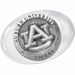 Auburn University Tigers Pewter Accent Paperweight