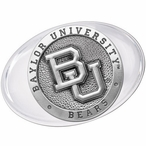 Baylor University Bears Pewter Accent Paperweight
