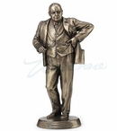 Bronze Winston Churchill Sculpture