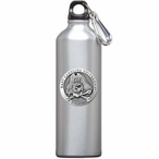 East Carolina Pirates Pewter Accent Stainless Steel Water Bottle