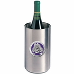 East Carolina Pirates Purple Pewter Stainless Wine Bottle Chiller