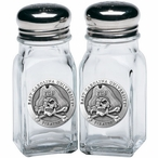 East Carolina University Pirates Pewter Accent Salt & Pepper Shakers