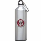 Florida State Seminoles Red Pewter Stainless Steel Water Bottle