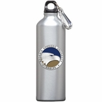Georgia Southern Eagles Blue Pewter Stainless Steel Water Bottle