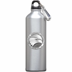 Georgia Southern Eagles Pewter Accent Stainless Steel Water Bottle