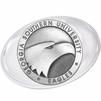Georgia Southern University Eagles Pewter Accent Paperweight