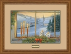 Home is Where the Heart is Limited Edition Framed Art Print Wall Art