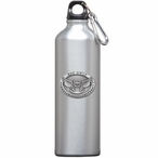 Kennesaw State Owls Pewter Accent Stainless Steel Water Bottle