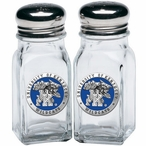 Kentucky Wildcats Blue Pewter Accent Salt & Pepper Shakers