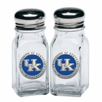 Kentucky Wildcats Logo Blue Pewter Accent Salt & Pepper Shakers