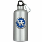 Kentucky Wildcats Logo Blue Pewter Stainless Steel Water Bottle