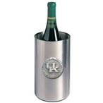 Kentucky Wildcats Logo Pewter Stainless Steel Wine Bottle Chiller