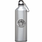 Kentucky Wildcats Pewter Accent Stainless Steel Water Bottle