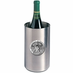Kentucky Wildcats Pewter Stainless Steel Wine Bottle Cooler Chiller