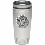 Kentucky Wildcats Stainless Steel Travel Mug with Pewter Accent