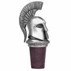 Michigan State University Spartans Pewter Wine Bottle Stopper
