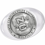 North Carolina State University Wolfpack Pewter Accent Paperweight