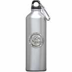North Carolina State Wolfpack Pewter Stainless Steel Water Bottle