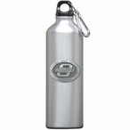 Oklahoma State Cowboys Pewter Accent Stainless Steel Water Bottle