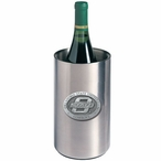 Oklahoma State Cowboys Pewter Stainless Steel Wine Bottle Chiller